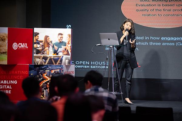 EIC ครั้งแรกในไทย เรียนโทคณะใหม่ในนวัตกรรมบันเทิง