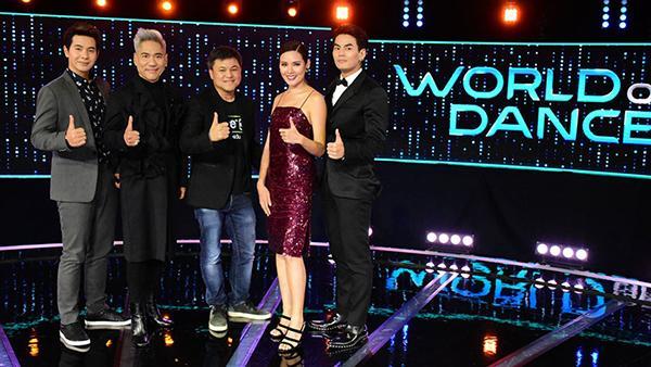 """แข่งเต้นสุดยิ่งใหญ่ """"World of Dance Thailand เต้นบันลือโลก"""""""