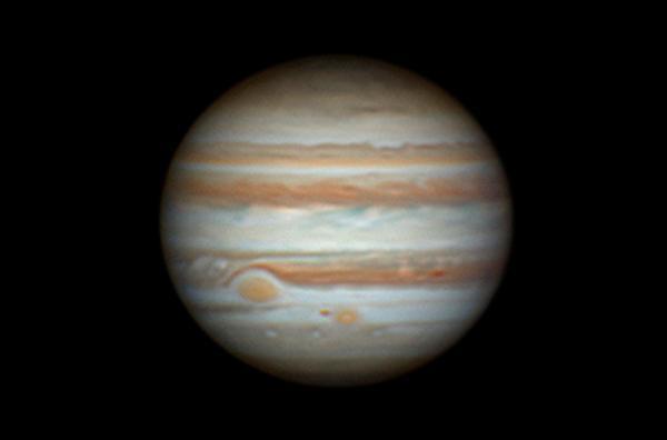 """รางวัลรองชนะเลิศอันดับ ๑ นายเชิดพงศ์ วิสารทานนท์ ชื่อภาพ """"Jupiter"""""""