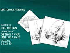 """ประกวดออกแบบ หัวข้อ """"Design a car unlike a car"""""""