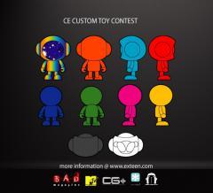 CLEA IP Design Battle & CE Custom Toy Design Contest