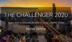 แข่งขันวิเคราะห์ปัญหาเชิงธุรกิจ The Challenger 2020 by Lazada