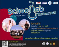 แข่งขัน School Lab Thailand 2020