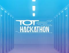 """ประกวดผลงานสร้างนวัตกรรม Digital Platform """"TOT Hackathon 2019"""""""