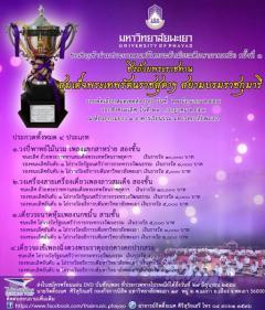 ประกวดดนตรีไทยระดับมัธยมศึกษาภาคเหนือ ครั้งที่ ๑