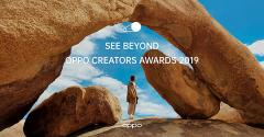 """ประกวดภาพถ่าย """"OPPO Creators Awards 2019"""""""
