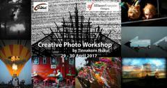 Creative Photo Workshop สร้างสรรค์ภาพถ่ายอย่างไร ในโลกดิจิตอล