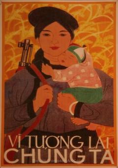 """บรรยาย หัวข้อ """"ศิลปะ สังคม สงคราม และความเป็นเวียดนาม"""""""