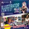 """ประกวด """"Illustrator Contest Asia"""" หัวข้อ """"Idol"""""""