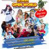 "ประกวด ""Cosplay Open World Contest 2019 @BURIRAM"""