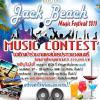 """ประกวดวงดนตรี """"Jack Beach Music Festival 2015"""""""
