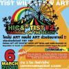 ประกวดวาดภาพ Hic &'Tist # 2 (Carnival on the beach)